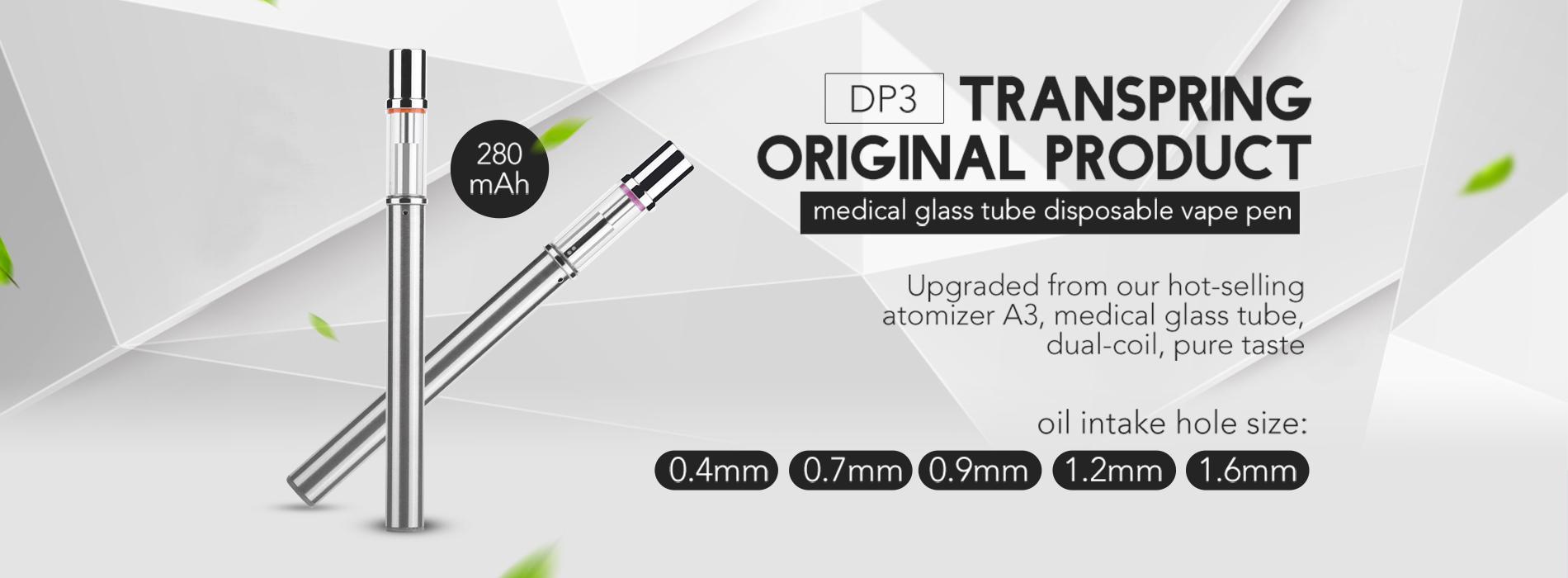 China DP3 Disposable Vape Pen manufacturer