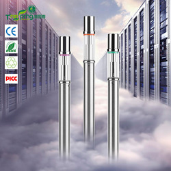 DP3 Glass tube disposable vape pen